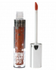Gloss Labial Wow Shiny Lips Marrom Cor 46 - Ruby Rose