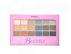Paleta de Sombras Be Lovely HB 9932 - Ruby Rose