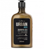Shampoo 3 em 1 IPA 240ml  - Urban Men - Farmaervas