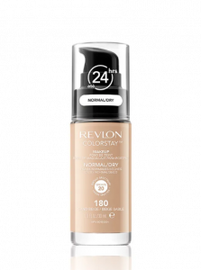 Base Líquida Colorstay Pump Normal Seca Sand Beige 180 - Revlon