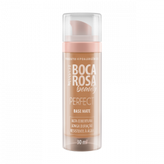 Base Matte HD - Cor 03 Francisca - Boca Rosa