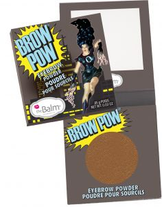 Pó para Sobrancelhas Brow Pow - Light Brow - THE BALM