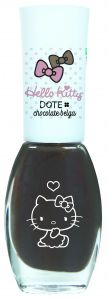 Esmalte Hello Kitty By Dote - Chocolate Belga