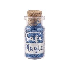 Glitter Safi Magic - Azul - Safira