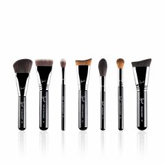 Highlight & Contour Brush Set  Kit com 7 pincéis Sigma