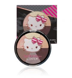 Paleta de sombras Hello Kitty By Dote