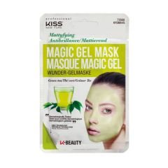 Máscara Facial Magic Gel Kiss NY - Chá-Verde