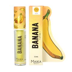 Lip Oil Banana - Maika Beauty