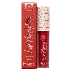 Lip Plump Color - Red - Maika