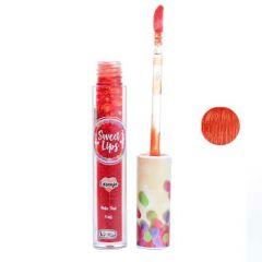 Make Tint Sweet Lips Cor 01 Laranja - Cat Make