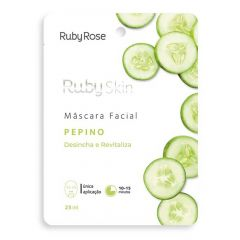 Mascara Facial - Pepino - Ruby Rose