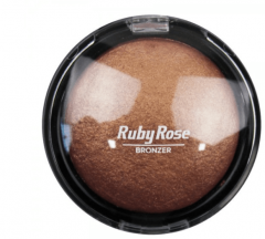 Pó Bronzeador Sunny Wind Cor 3 Rose Gold HB 7213 - Ruby Rose