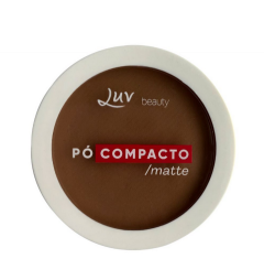 Pó Compacto Brown - Luv Beauty