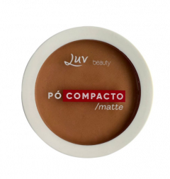 Pó Compacto Toffee - Luv Beauty