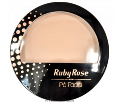 Pó Facial Cor 20 HB 7212 - Ruby Rose