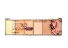 Paleta de Corretivo Pocket Concealer Light HB 8096  - Ruby Rose