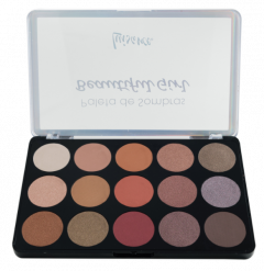 Paleta de Sombras Beautiful Girl L7101 - Luisance