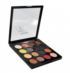 Paleta De Sombras The Candy Shop - HB1017 - Ruby Rose