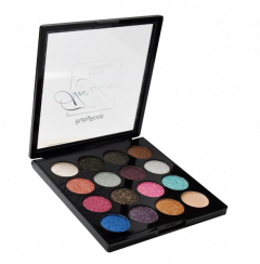 Paleta De Sombras The Glow - HB1016 - Ruby Rose