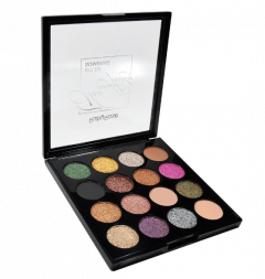 Paleta De Sombras The Night Party - HB1019 - Ruby Rose