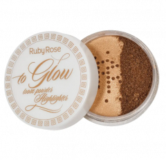 Po Iluminador To Glow Spicy 6 HB7227 - Ruby Rose