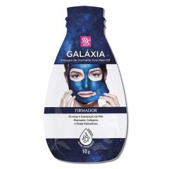 Máscara Facial Galáxia - Diamante Azul Peel-Off - RK by KISS