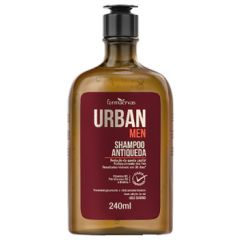 Shampoo Antiqueda IPA 240ml - Urban Men - Farmaervas