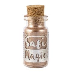 Pigmento Safi Magic - Rose Gold - Safira