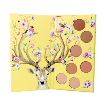 Paleta de Contorno Secret Garden Vol. 3 - Dalla Makeup