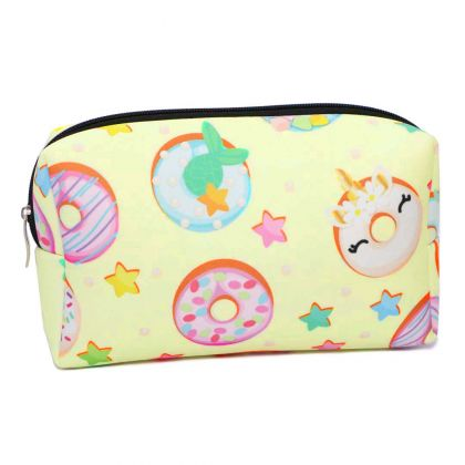Necessaire em Neoprene Sunset Collection - Donuts