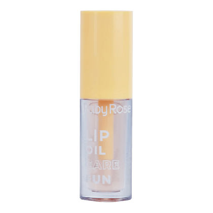 Lip Oil Care Fun Sorvete de Baunilha - Ruby Rose