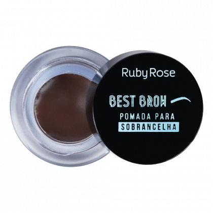 Pomada para Sobrancelha Best Brow - Dark - HB 8400 - Ruby Rose