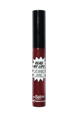Read My Lips - BOOM! - THE BALM