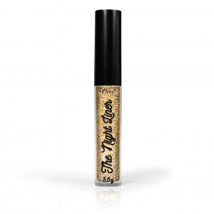 Delineador Glitter Holográfico The Night Liner - Luxe - Dalla Makeup
