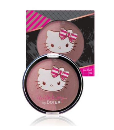 Duo Blush Hello Kitty by Dote