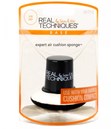 Esponja para Maquiagem Expert Air Cushion Real - Real Techniques