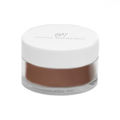 Pó Solto Face Powder - Translucent Dark - Bruna Malheiros
