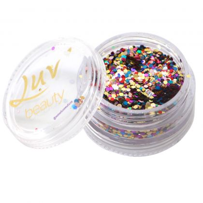 Glitter Flocado - Cor 903 -  Luv Beauty