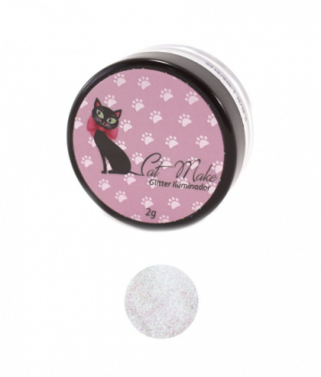 Glitter Iluminador Furta Cor - Cat Make