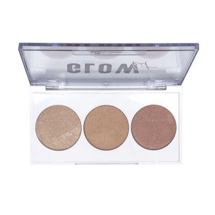 Glow Kit - Trio de Iluminadores - Luv Beauty