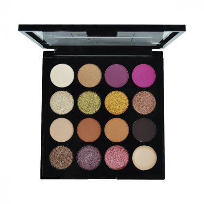 Paleta De Sombras The Honeymoon - HB 1022 - Ruby Rose