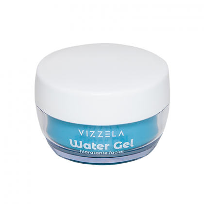 Hidratante Facial Water Gel - Vizzela
