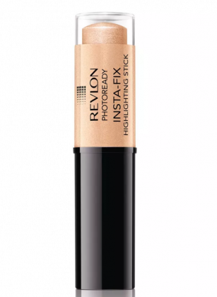 Iluminador Facial PhotoReady Insta-Fix Highlighting Gold Light - Revlon