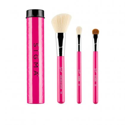 Essential Trio Brush Set | Kit com 03 pincéis Sigma