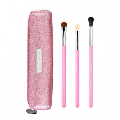 Passionately Pink Brush Set | Kit com 03 pincéis Sigma