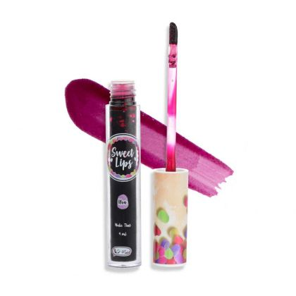 Make Tint Sweet Lips Cor 02 Uva - Cat Make