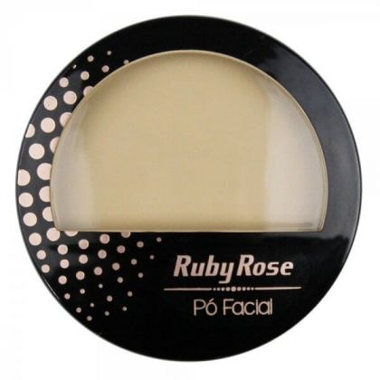 Pó Facial Cor 03 HB 7212 - Ruby Rose
