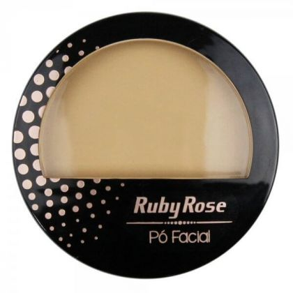 Pó Facial Cor 04 HB 7212 - Ruby Rose