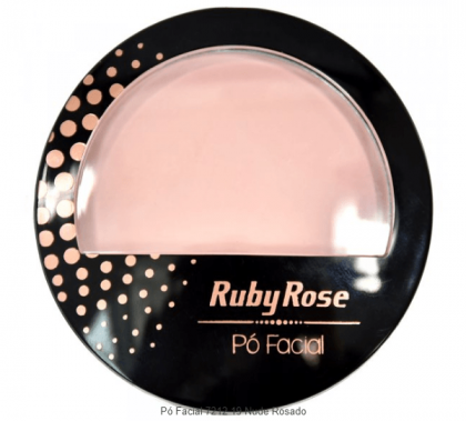 Pó Facial Cor 19 HB 7212 - Ruby Rose