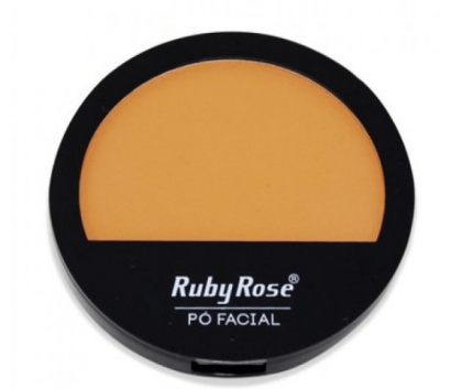 Pó Facial Cor PC 15 HB 7206 - Ruby Rose